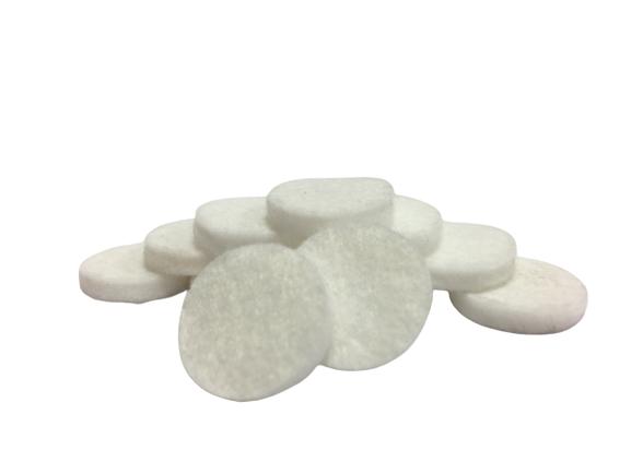 """BPI Wad felt filler/cushion 12ga .125""""/3,2 mm tykkelse"""