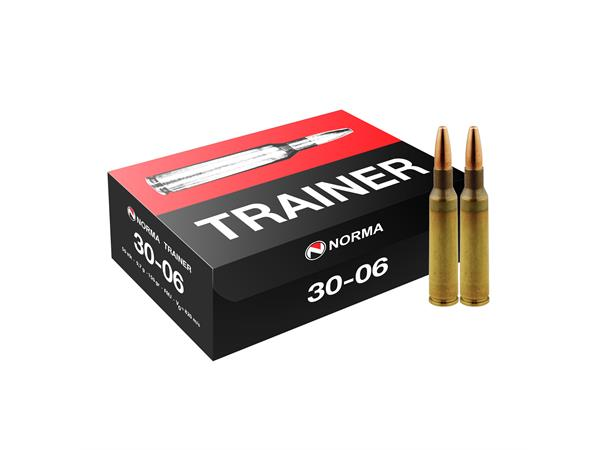 Norma 30-06 Springfield 9,7g / 150gr FMJ Trainer