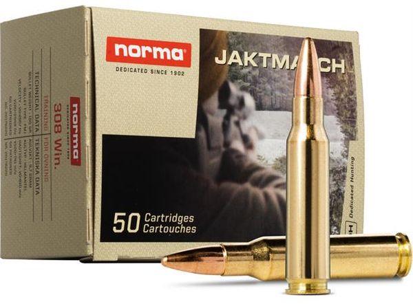 Norma 9,3x62 Mauser 15,0g / 232gr Jakt Match