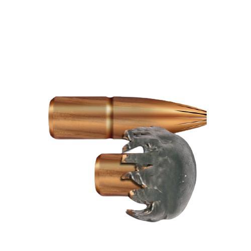 Geco 170 grains/11,0 gram  PLUS 7 mm (.284), 50 pk.