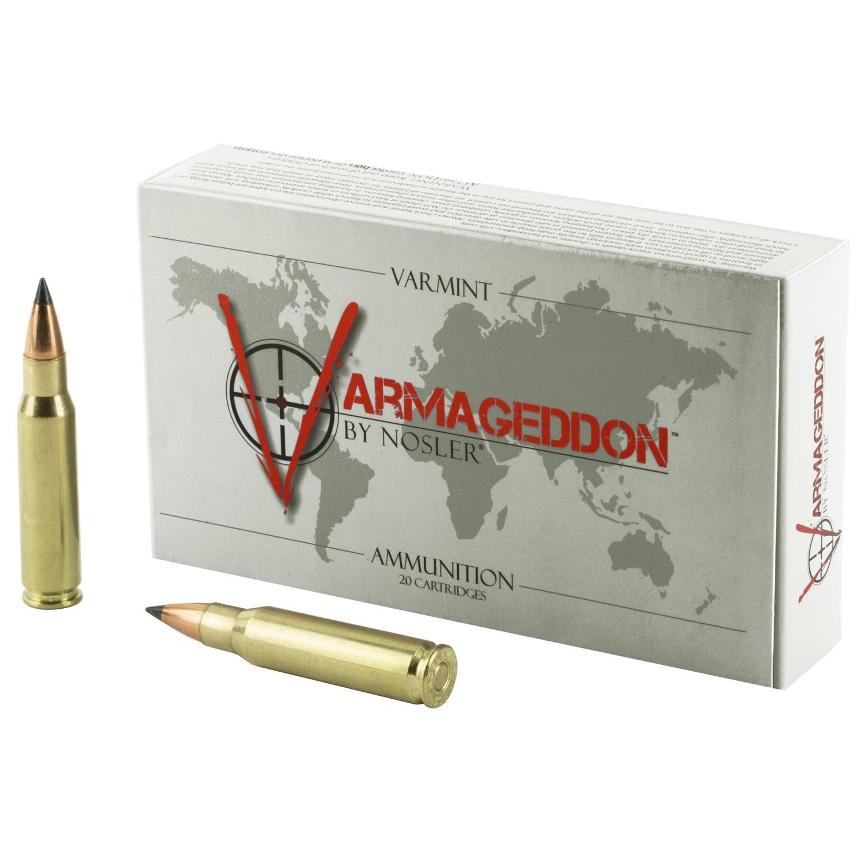 Nosler 308 Winchester 110 grains FB Tipped Varmageddon