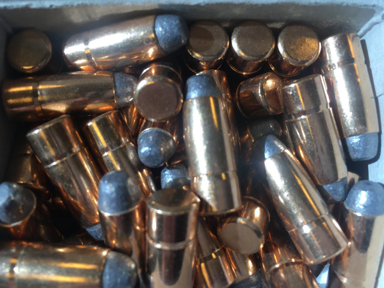 Geco 255 grains/16,5 gram RN Soft Point 9,3mm (.365), 50 pk.