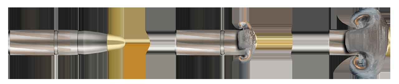 RWS 127 grains / 8,2g Evo Green blyfri 7mm (.284), 50 pk.