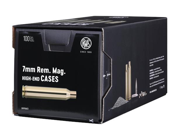 RWSn 7 mm Rem Mag tomhylser