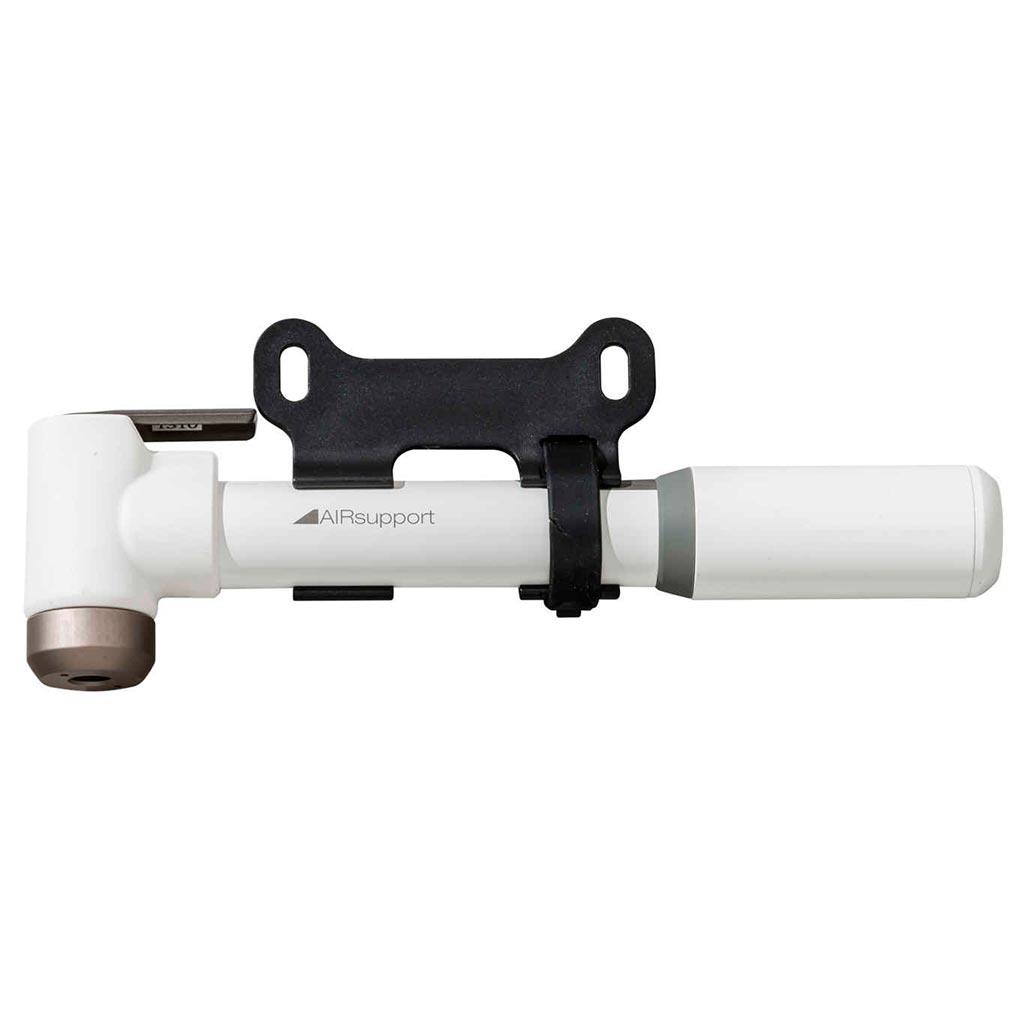 Bontrager Pumpe Air Support Hvit