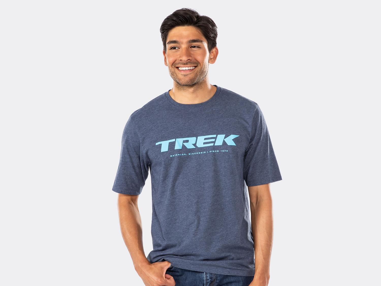 Bontrager T-skjorte Trek Logo