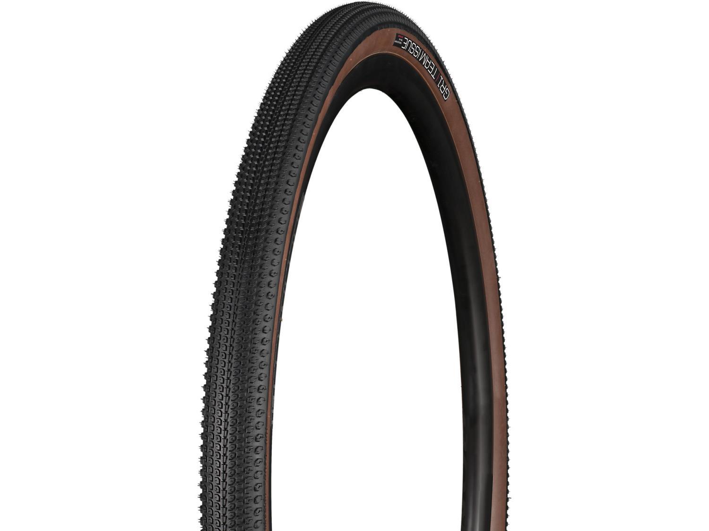Bontagerr Dekk GR1 Team Issue TLR svart/brun 700x35c