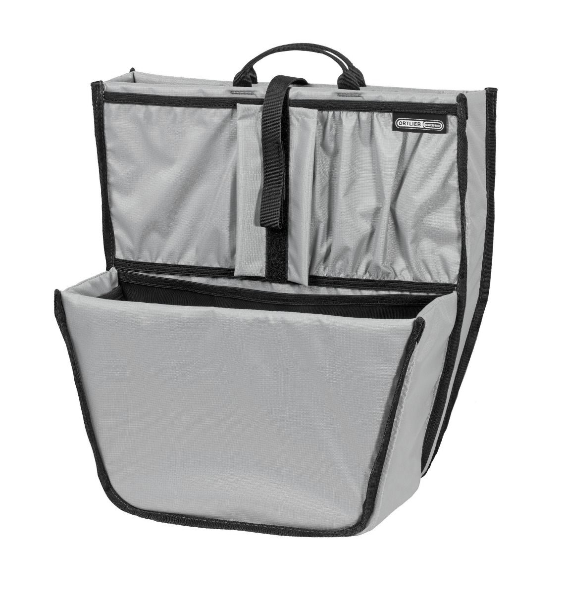 Ortlieb Commuter Insert for Pannier, grey