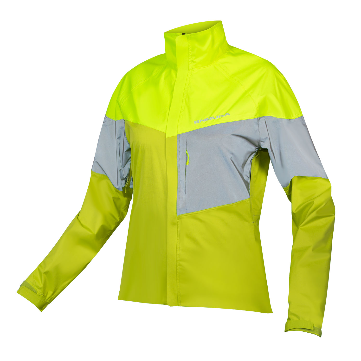 Endura Urban Luminite II regnjakke (Dame)