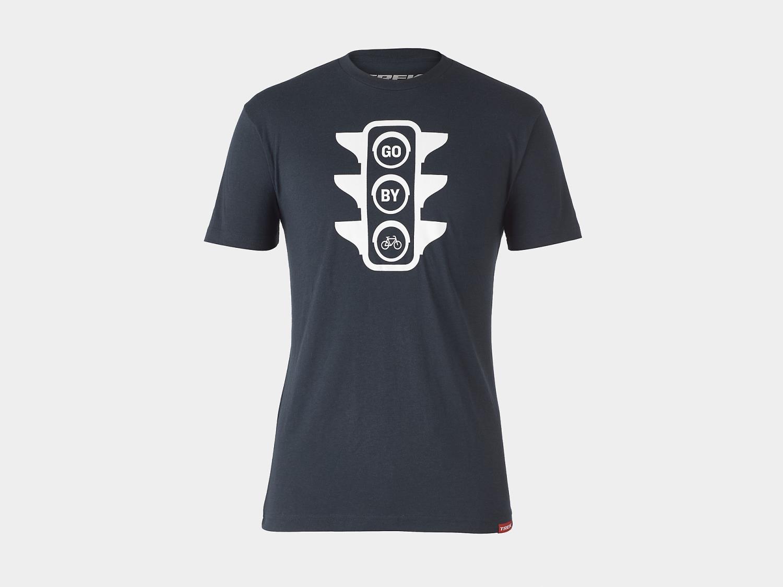 Trek Go By Bike Stoplight T-skjorte