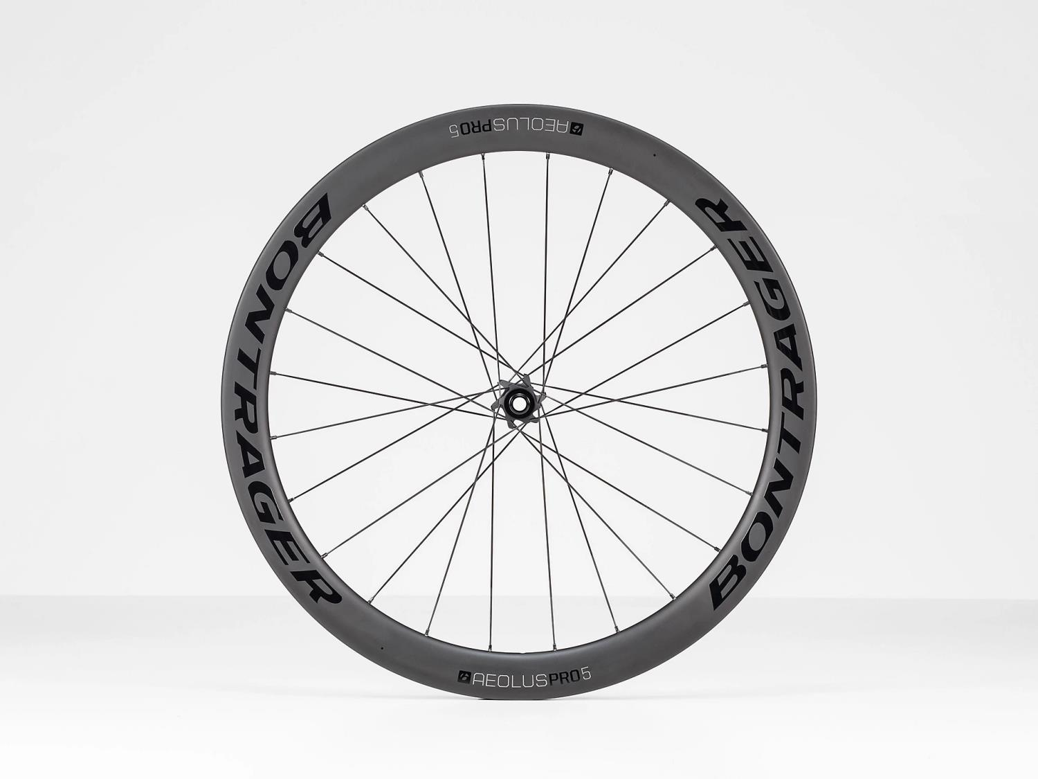 Bontrager Aeolus Pro 5 TLR Disc Road Wheel