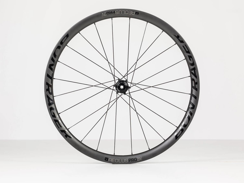 Bontrager Aeolus Pro 3V TLR Disc Road Wheel, bakhjul