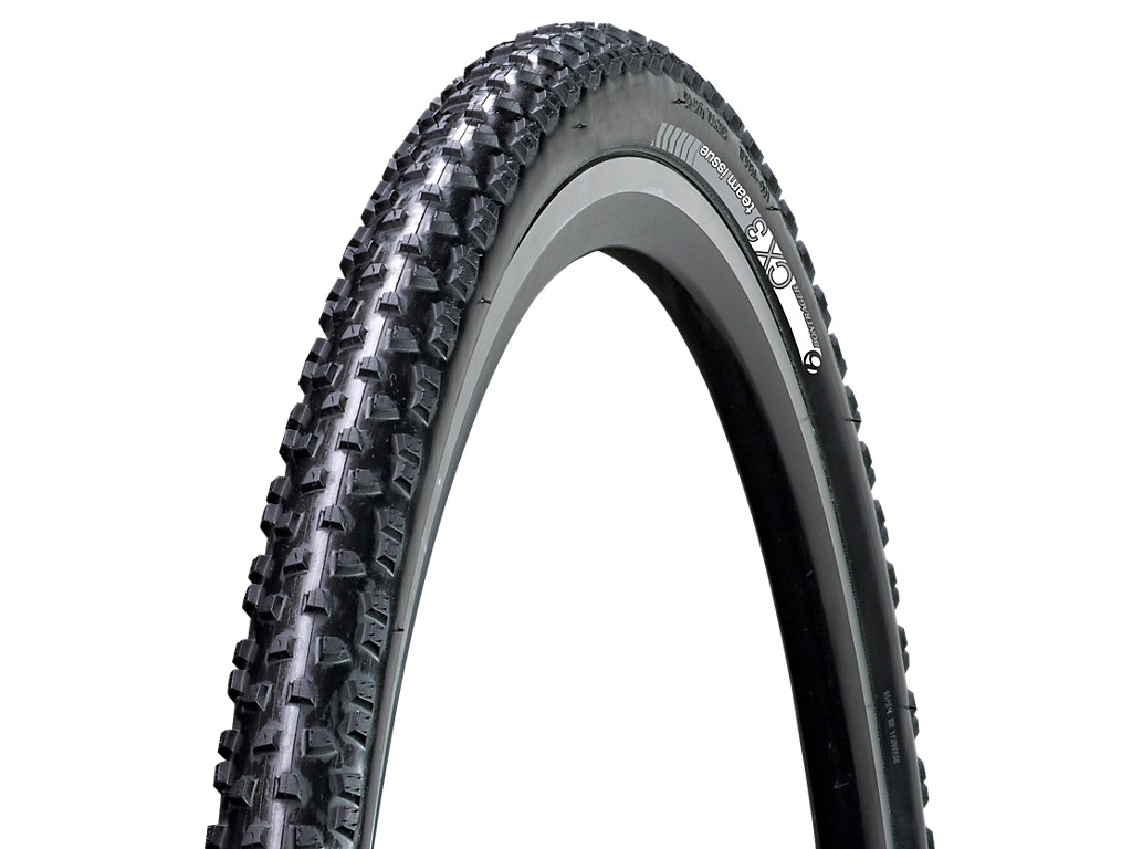Bontrager Dekk CX3 Team Issue TLR Svart 700x33c