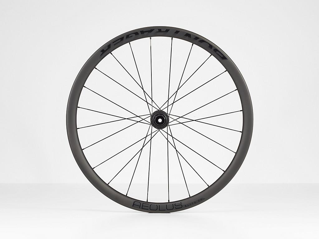 Bontrager Aeolus Elite 35 TLR Disc, bakhjul
