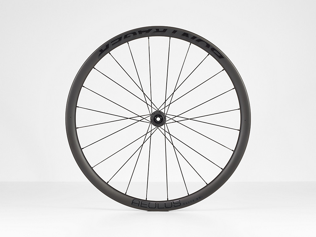 Bontrager Aeolus Elite 35 TLR Disc, forhjul