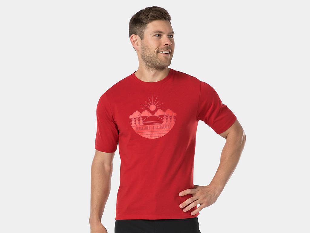 Bontrager Evoke teknisk terrengsykkel-t-skjorte