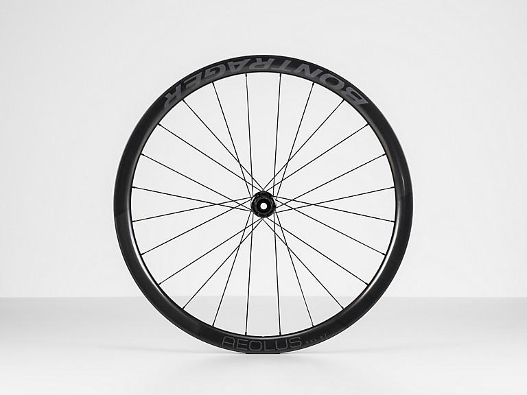 Bontrager Aeolus RSL 37 TLR Disc landeveisshjul, bakhjul