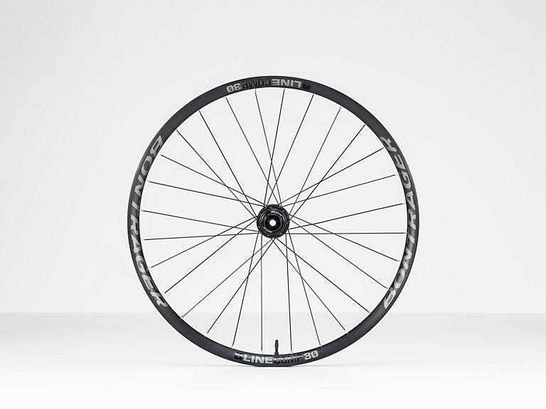 Bontrager Line Comp 30 TLR Boost 27.5 Disc terrengsykkelhjul, front