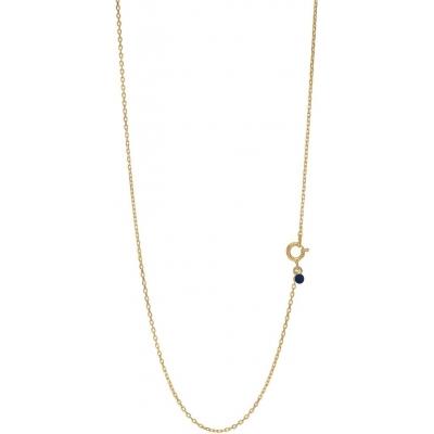 Enamel, Necklace 45 cm