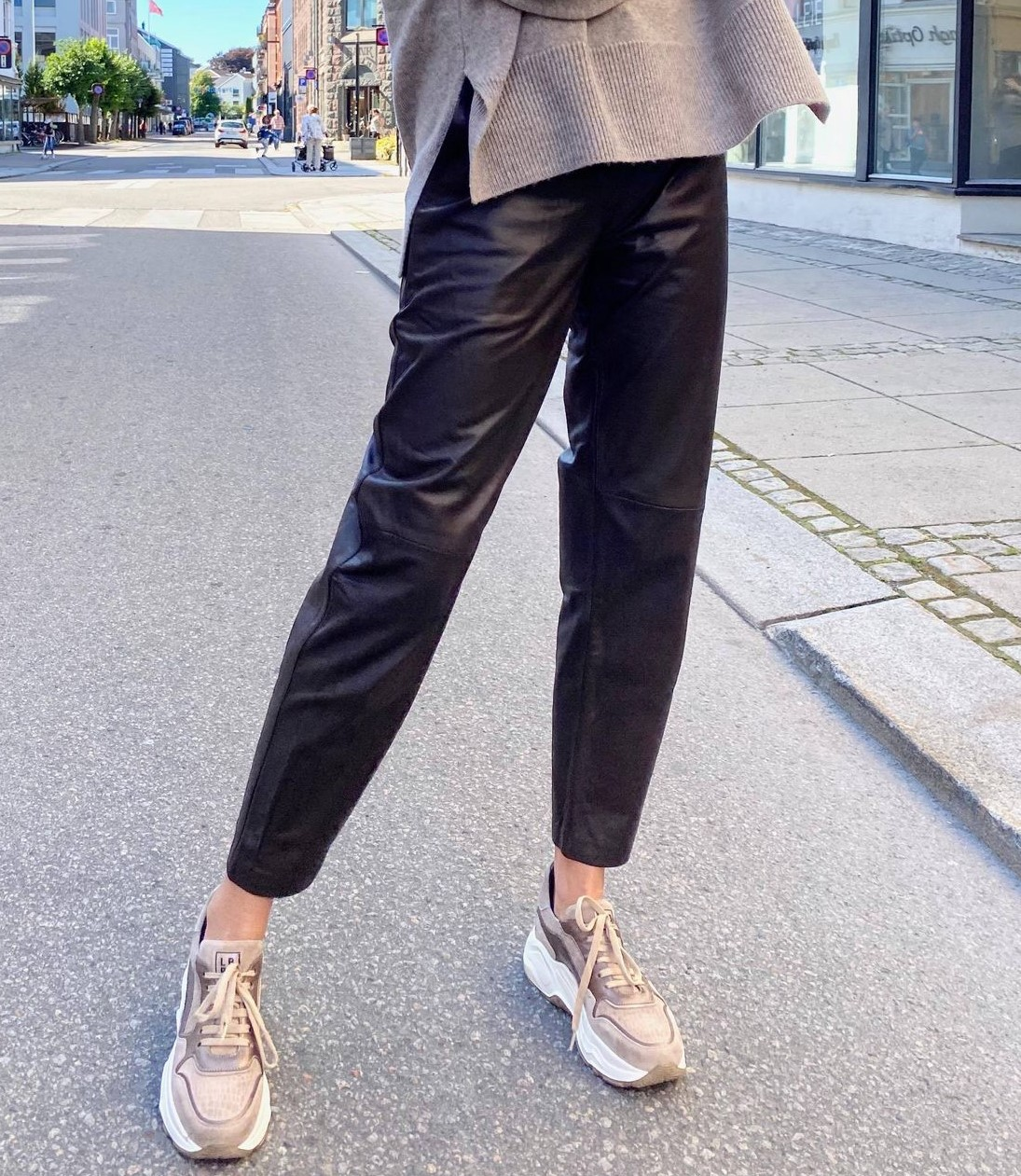 One&Other, Noa Leather Pants