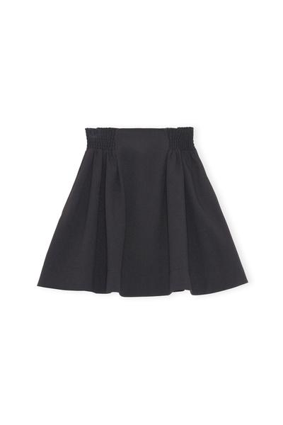 Ganni, Heavy Crepe Skirt