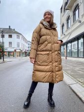 Lemelius, Down Coat Camel