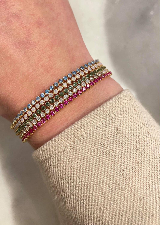 Emilia, Stone Bracelet