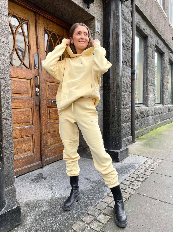 Holzweiler, Gabby Sweat Trousers Gul
