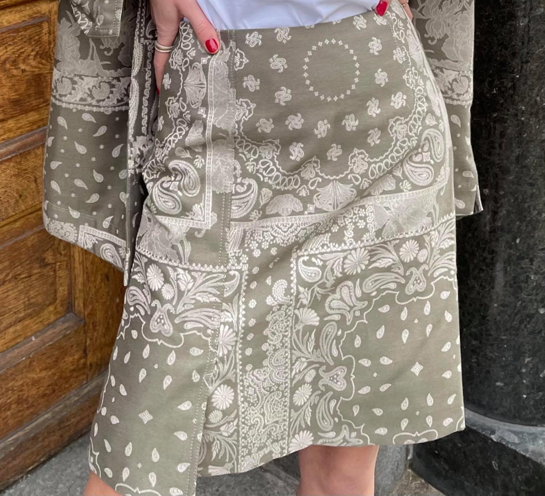Holzweiler, Belle Brocade Skirt