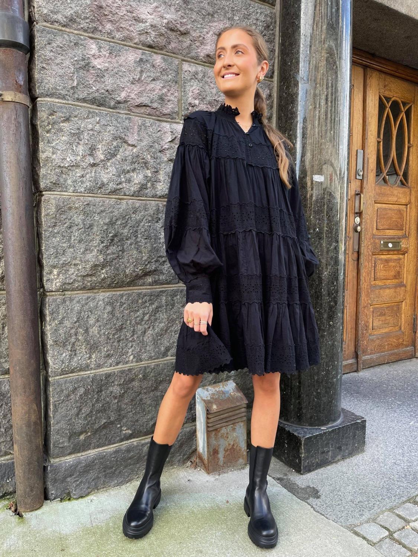 ByTiMo, Cotton Slub shift dress