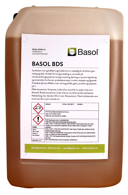 Basol BDS (25 ltr)