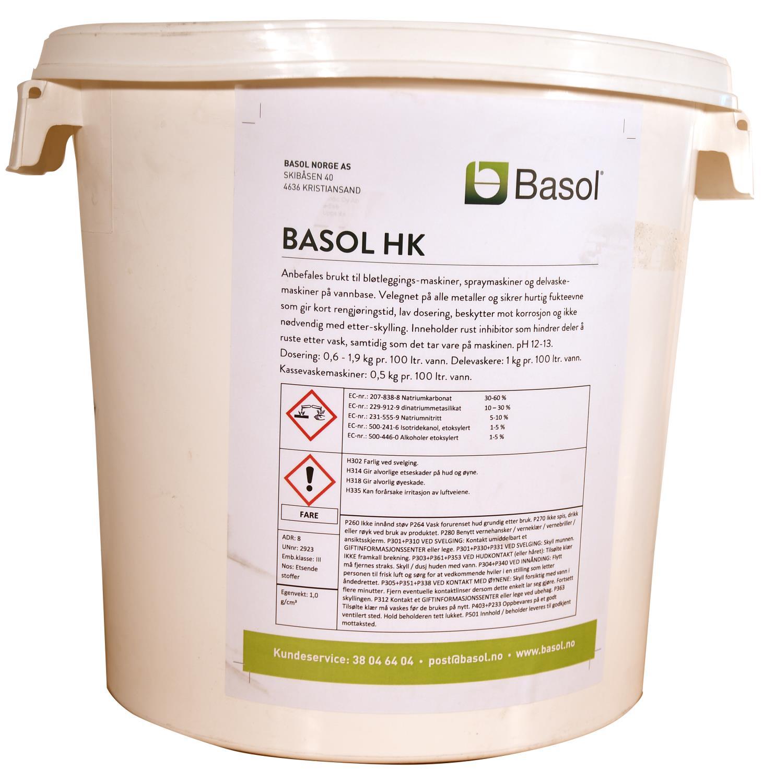 Basol HK (25 kg)