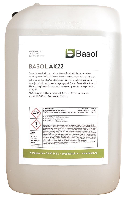 Basol AK22 (25 ltr)