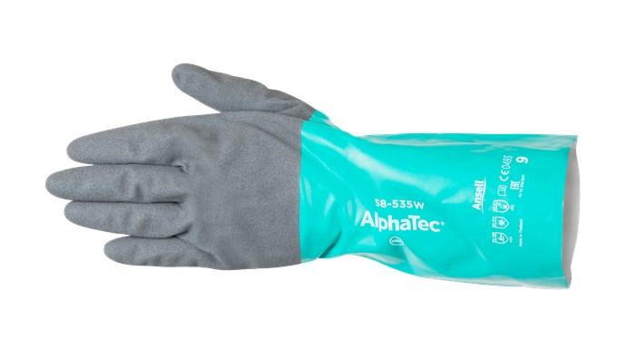 Ansell AlphaTec hanske, 356mm