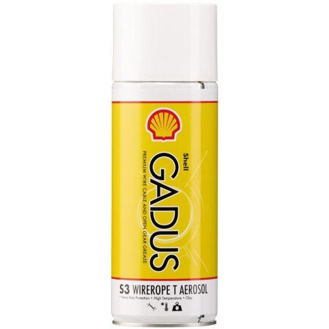 SHELL GADUS S3 WIREROPE T AERO. 0.4L - smørefett