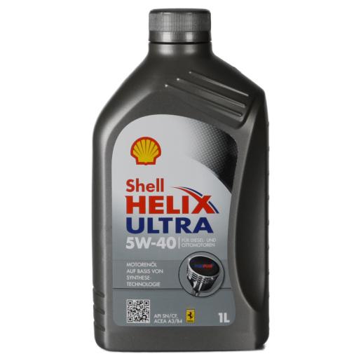 SHELL HELIX ULTRA 5W-40 1L - motorolje