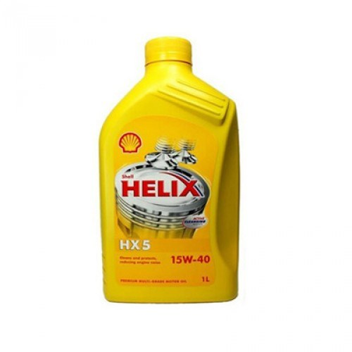 SHELL HELIX HX5 10W-40 1L - motorolje