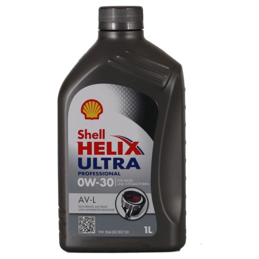 SHELL HELIX ULTRA PROF. AV-L 0W-30 1L - motorolje