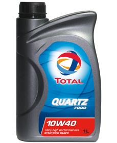 Total Quartz 7000 10W-40 (SN)  5L