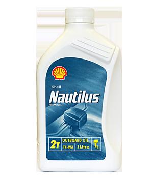 SHELL NAUTILUS PREMIUM OUTBOARD  1L