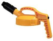 Oil Safe Lock med tykk tut (Gul)