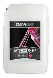 CLEANLINE Antifreeze Cons 774 D-F Red (20 ltr)
