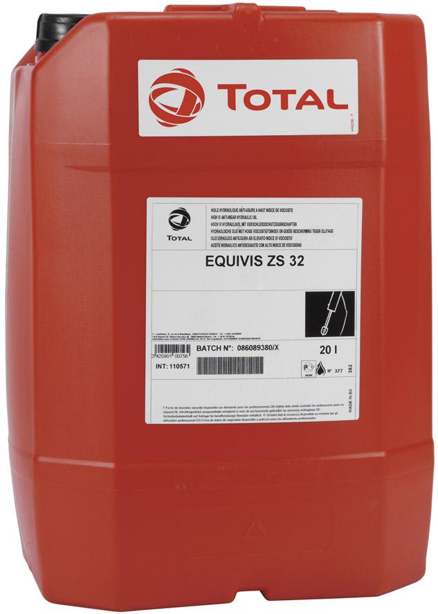 Total Equivis ZS 32 20L