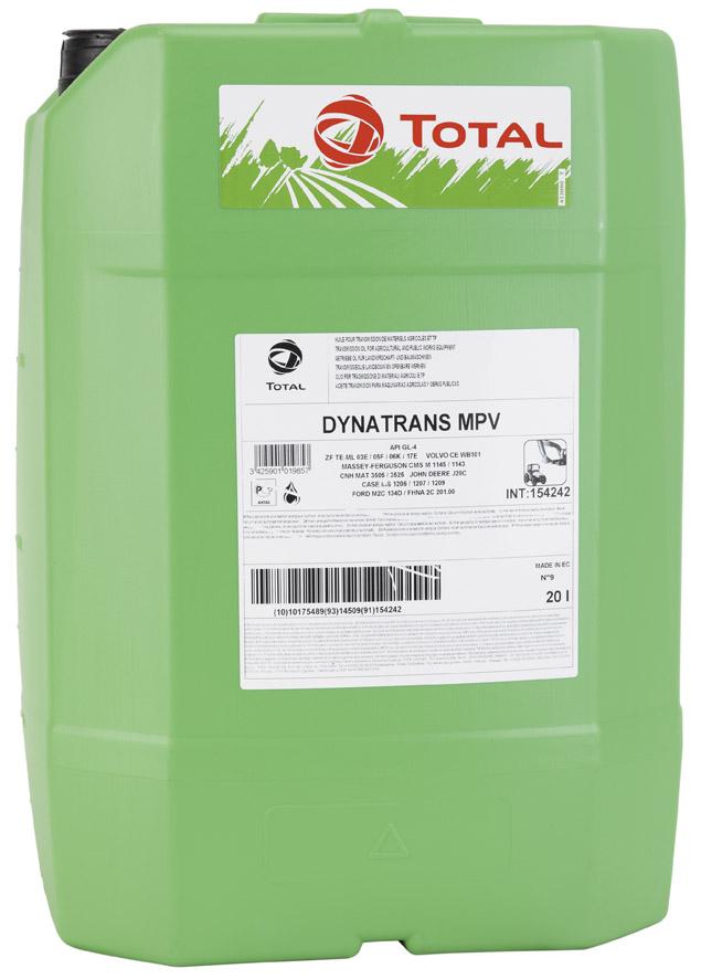 Total Dynatrans MPV 20L