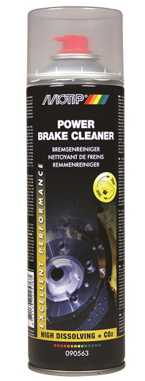 Motip Power Brake Cleaner (500ml)