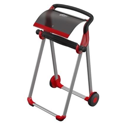 Tork gulvstativ Rød/sort W1