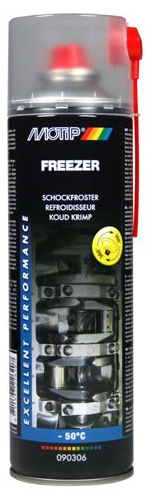 Motip Freezer (500ml)