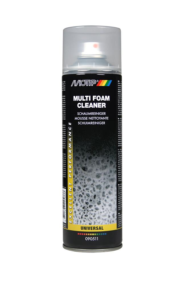 Motip Multi Foam Cleaner (500ml)