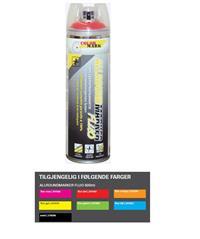 Motip Allroundmarker Fluo Gul (500 ml.)