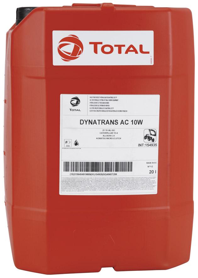Total Dynatrans ACX 10W 20L